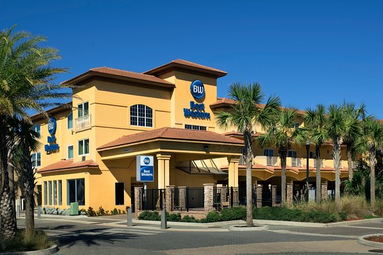Best Western Oceanfront: Exterior/Entrance of Hotel