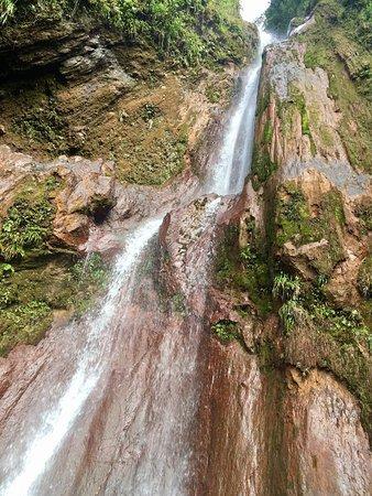 Saint-Claude, Guadeloupe: Chute du Galion