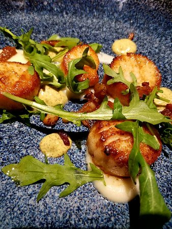 Exeter, Nueva Hampshire: Deep Sea Scallops