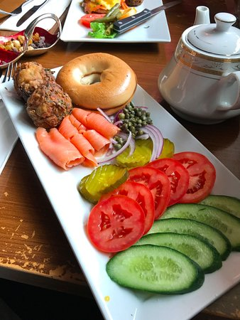 Image result for pictures of breakfast foods from the blue daisy cafe santa monica