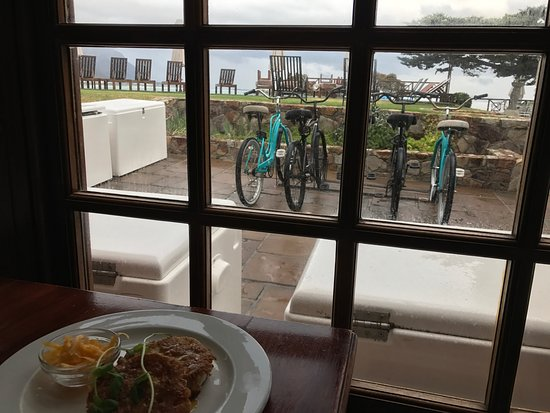 Harbour House Hotel: View from the restaurant