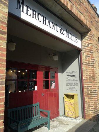 Merchant & Mills Ltd