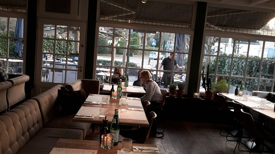 Baarn, Ολλανδία: Goed restaurant