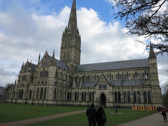 Salisbury, UK: External view