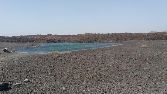 EL Golfo, España: dull