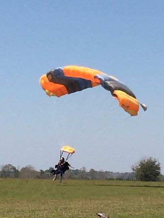 DeFuniak Springs, FL: Safe landing