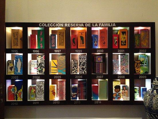 La Rojeña: Colección Reserva de la familia
