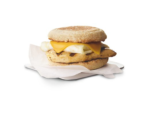 Highlands Ranch, CO: Egg White Breakfast Chicken Sandwich