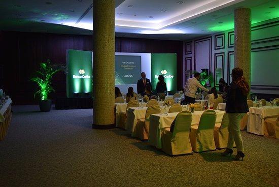 El Embajador, a Royal Hideaway Hotel: Evento Caribe - Stimulos Creativos