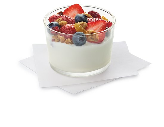 Highlands Ranch, CO: Greek Yogurt Parfait
