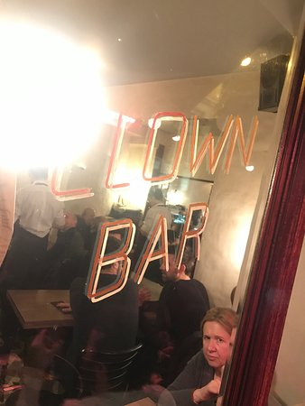 Photo of French Restaurant Clown Bar at 114 Rue Amelot, Paris 75011, France