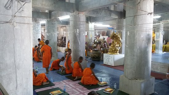 Chalong, Thaïlande : Phuket Big Buddha