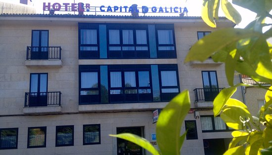 Photo of Hotel Capital de Galicia Santiago de Compostela