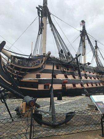皇家海军胜利号战舰