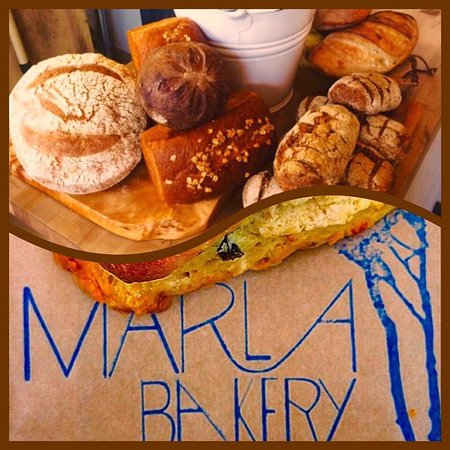 Marla Bakery San Francisco Outer Richmond Restaurant