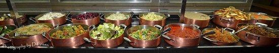 Dan Eilat: Friday evening dinner / Shabbat eve dinner -8