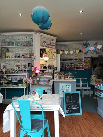 The Origami Cafe & Gift Shop