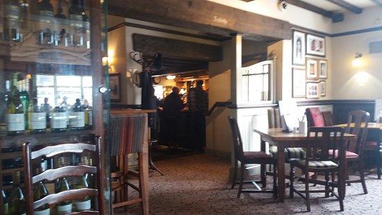 Long Eaton, UK: Harrington Arms