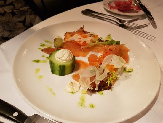 Arden, UK: Gin Salmon