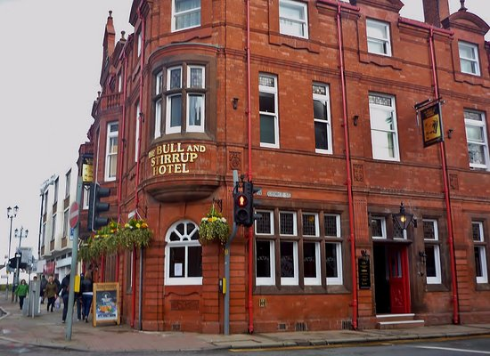 The Bull and Stirrup Hotel