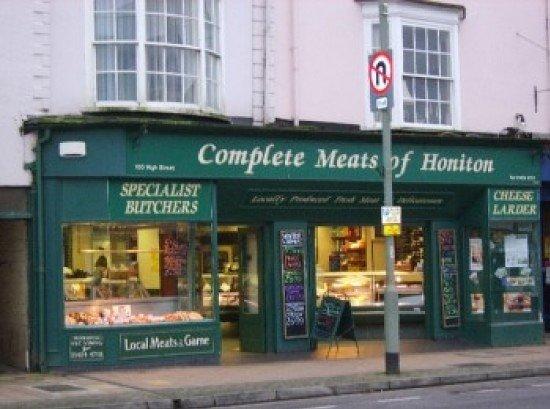 Complete Meats Honiton Deli