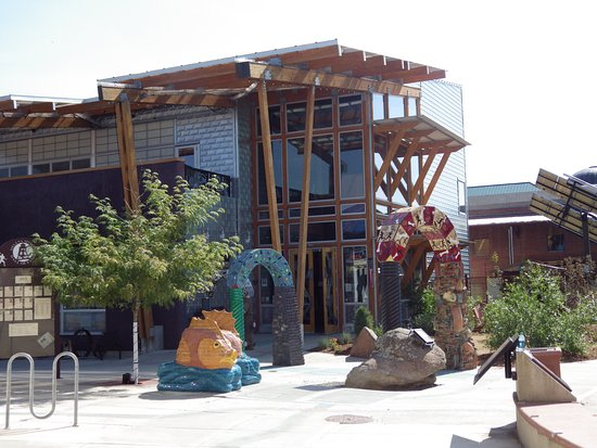 ExplorationWorks is located in Helena's Great Northern Town Center