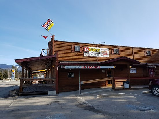 Sicamous, Canadá: Great food excellent service!