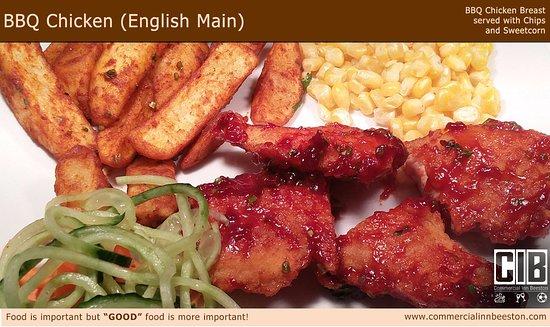 Beeston, UK: Local PUB with Himalayan & Indian Taste