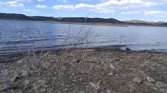 Close to the Water at Lake Trinidad