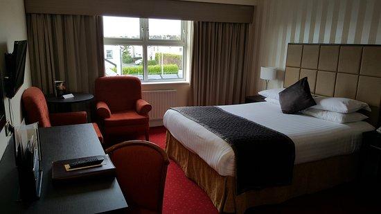 Menlo Park Hotel: Double Room
