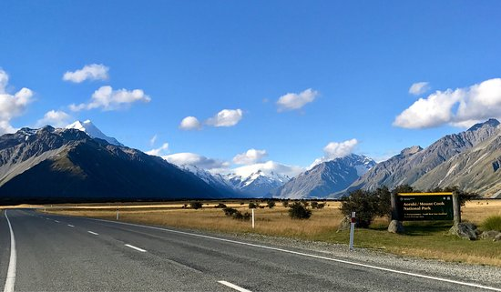 Mt. Cook Village, Nowa Zelandia: photo9.jpg