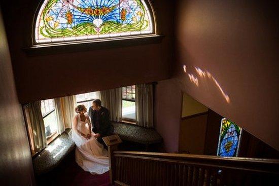 Beazley House: Intimate Wedding