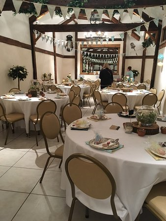 Muddifords Court Country House: I attended a family wedding Saturday 18 march 2017  It was so such a beautiful setting  And the