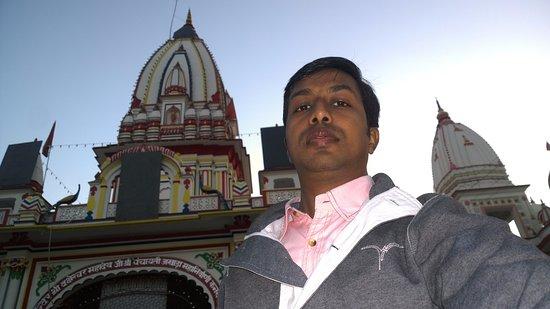 Daksh Mahadev Temple: I am at Temple