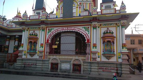Daksh Mahadev Temple: Wide View of Temple