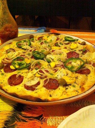 Pizzaria Dona Azeitona: Pizza
