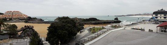 Isla, Spain: Vistas desde la habitacion 323