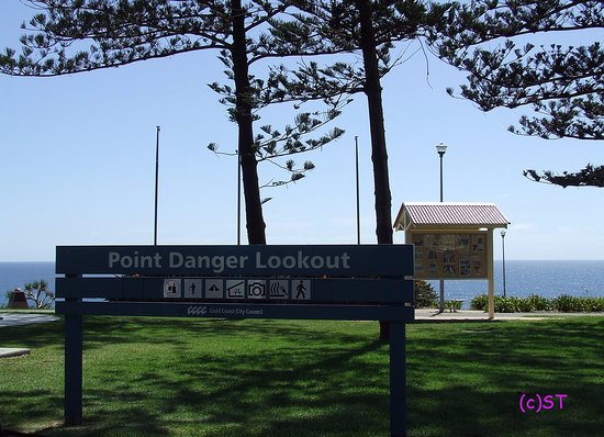 Gold Coast, Australië: Point Danger Lookout