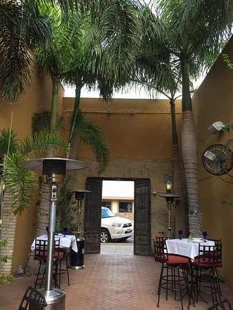 Captivating The Patio On Guerra: Another View Of The Patio