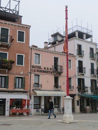 Hotel Ca' Formenta: Hotel setting