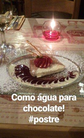 Como Agua Para Chocolate: Sobremesa Como água para Chocolate! Delicia demais!!!!