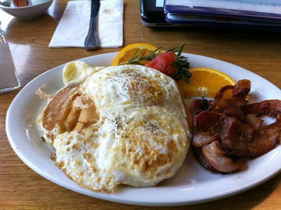 Burien, WA: Standard fare breakfast