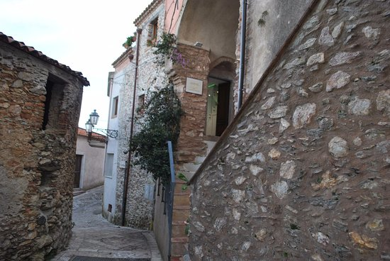 San Marco D'Alunzio, Italy: contesto