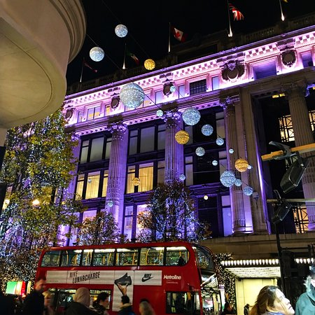Photo of Department Store Selfridges at 400 Oxford Street, London W1A 1AB, United Kingdom