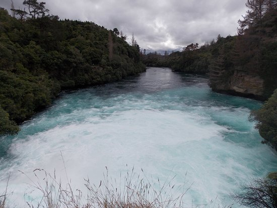 Taupo, New Zealand: Awesome power
