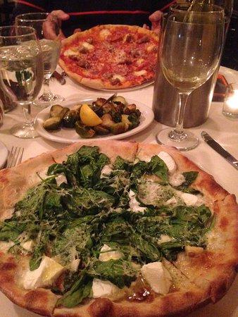 Stockton, NJ: Delicious pizza!!!