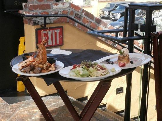 Mozambique Restaurant: Some random dishes