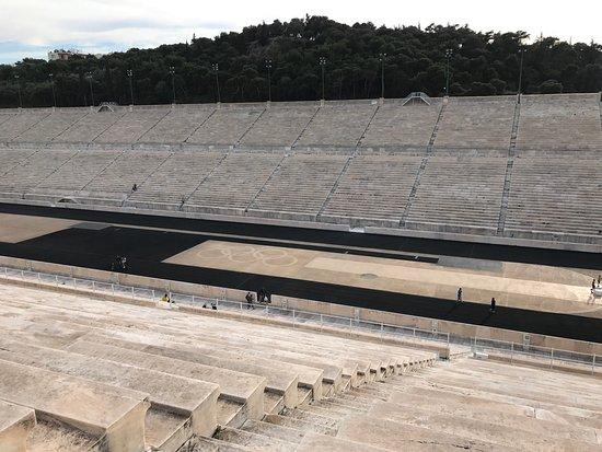 Photo of Tourist Attraction Panathenaic Stadium at Βασιλέως Κωνσταντίνου, Athens 999-20, Greece