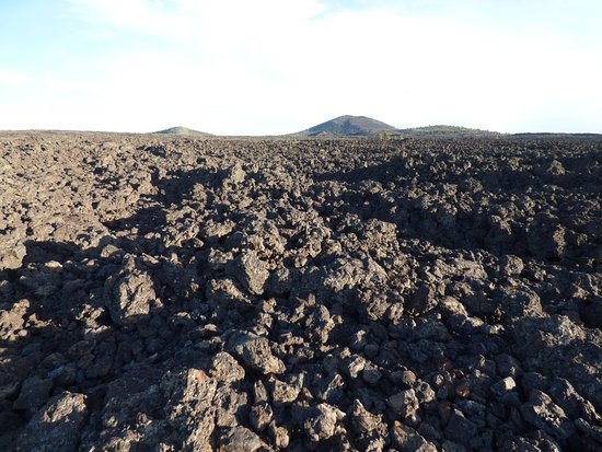 Arco, ID: Craters of the Moon's Landscape