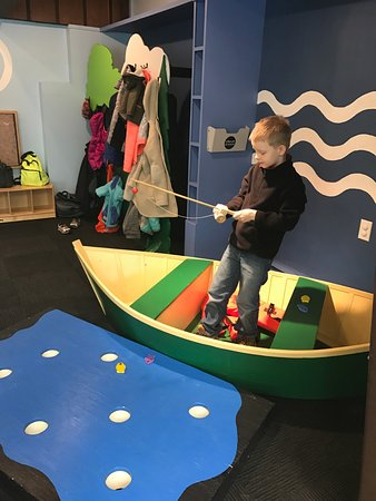 Children's Museum of Bozeman & STEAMlab